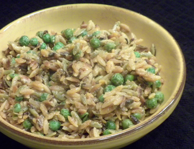 Orzo With Peas And Parmesan Recipes — Dishmaps