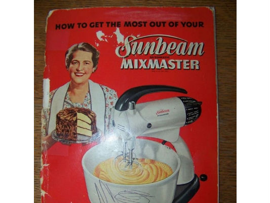 Sunbeam Mixmaster Book