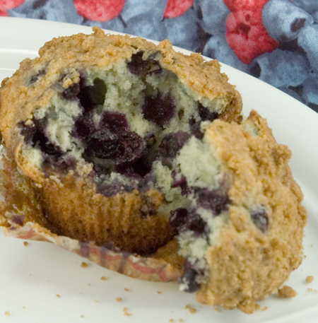 Barefoot Contessa Sour Cream Coffee Cake Muffins