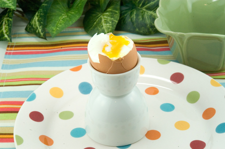 The Perfect Medium Boiled Egg