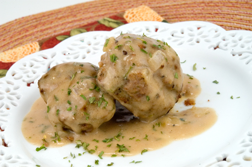 Swedish Meatballs - afoodieaffair.com