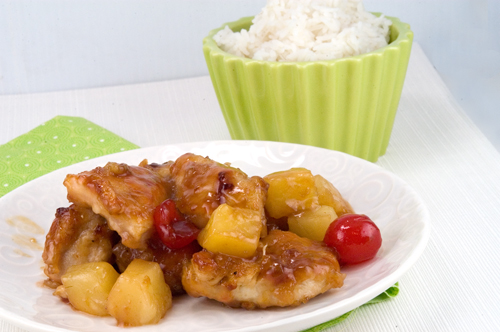Sweet and Sour Chicken - afoodieaffair.com