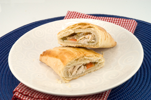 Chicken Hand Pies - afoodieaffair.com