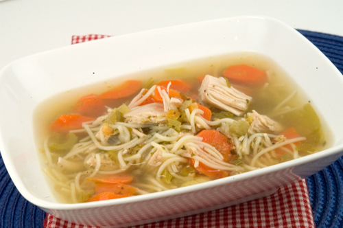 Chicken Soup - afoodieaffair.com
