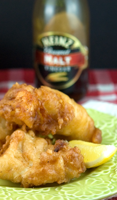 Beer Battered Fish - afoodieaffair.com