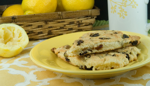 lemon-cherry-scones