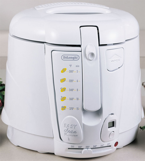 Delonghi Deep Fryer - afoodieaffair.com