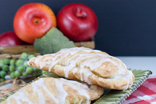 Apple Pasties | afoodieaffair.com