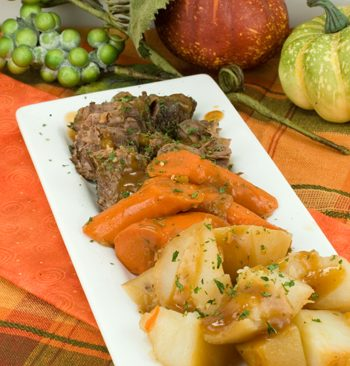 Yankee Pot Roast | afoodieaffair.com