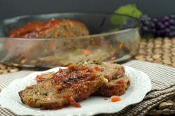 Meatloaf | afoodieaffair.com