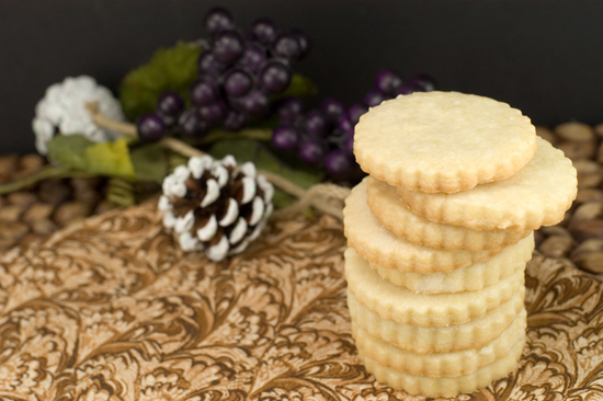 Quick Shortbread Cookies | afoodieaffair.com