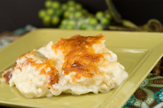 Scalloped Potatoes | afoodieaffair.com