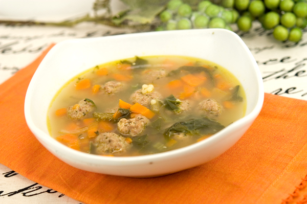 Wedding Soup | afoodieaffair.com