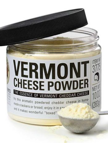 Vermont Cheese Powder | afoodieaffair.com