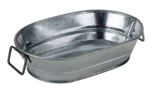 Galvanized Individual Serving Dish | shopafoodieaffair.com