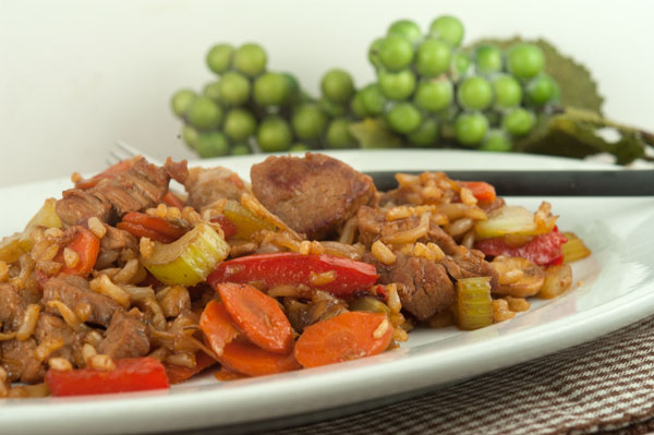 Pork Stir Fry | afoodieaffair.com