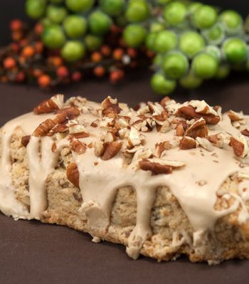 Maple Pecan Scones | afoodieaffair.com