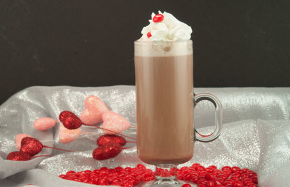 Spicy Hot Chocolate | afoodieaffair.com
