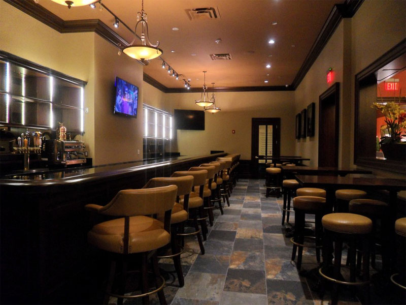 Rosaria Steakhouse Bar | afoodieaffair.com