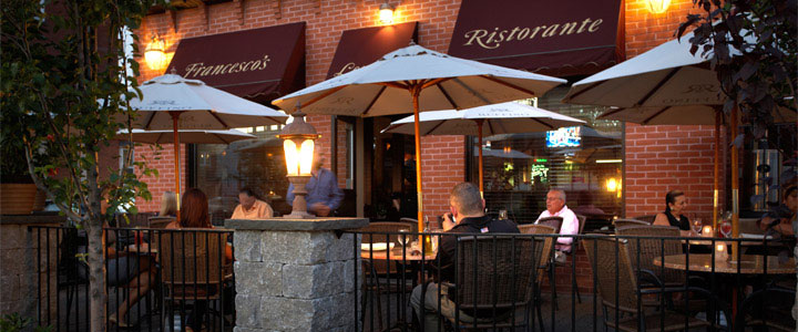 Francesco's Ristarante Hartford CT | afoodieaffair.com