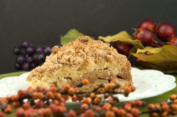 Apple Cinnamon Coffee Cake | afoodieaffair.com