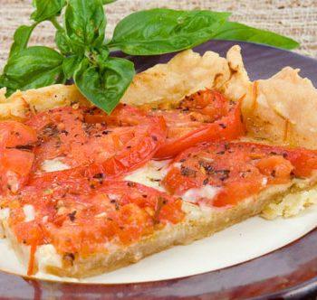 Tomato Tart | afoodieaffair.com