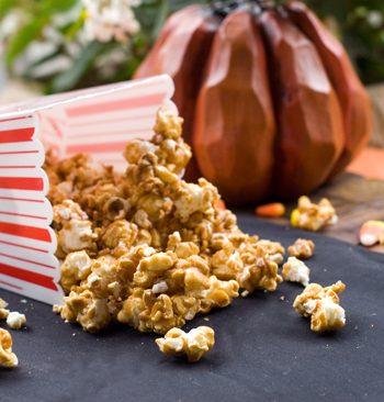 Caramel Corn | afoodieaffair.com
