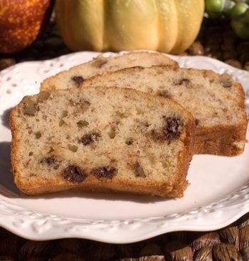 Chocolate Chip Buttermilk Banana Bread | afoodieaffair.com
