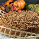 Cinnamon Roll Coffee Cake | afoodieaffair.com