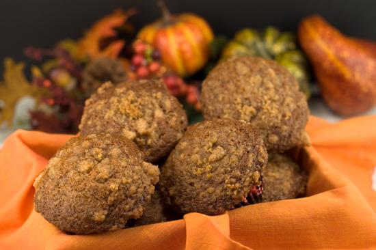 Apple Cinnamon Muffins | afoodieaffair.com