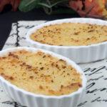 Coconut Vanilla Rice Pudding | afoodieaffair.com