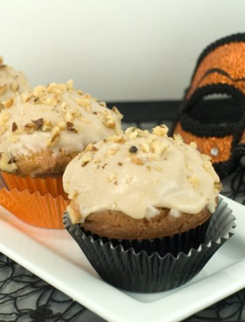 Maple Walnut Muffins | afoodieaffair.com