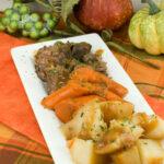 Yankee Pot Roast | afoodieaffair.com