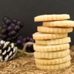 Quick Shortbread Cookies | afoodieaffair.com