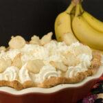 Banana Cream Pie | afoodieaffair.com