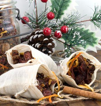 Christmas Potpourri | afoodieaffair.com