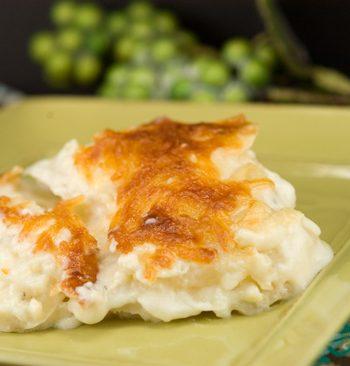 Scalloped Potatoes | afoodieaffair.com