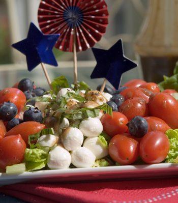 Caprese Salad | afoodieaffair.com