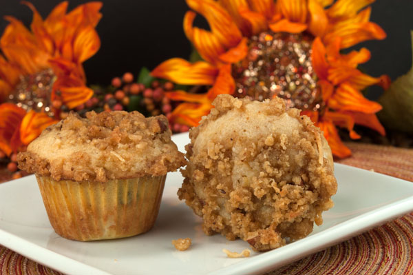 Ambrosia Muffins   afoodieaffair.com