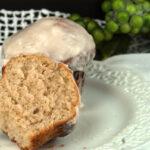 Glazed Doughnut Muffins | afoodieaffair.com