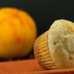 Orange Glazed Muffins \ afoodieaffair.com
