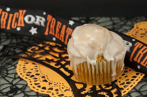 Pumpkin Doughnut Muffins | afoodieaffair.com