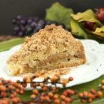Apple Cinnamon Coffee Cake | afoodieaffair.com